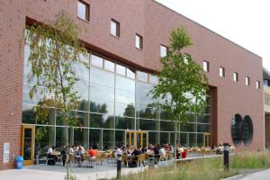 Student dining hall Europaplatz EUV Frankfurt (Oder)