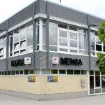 Cafeteria central campus BTU Cottbus