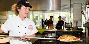 Pizza-Eck Zentralcampus BTU