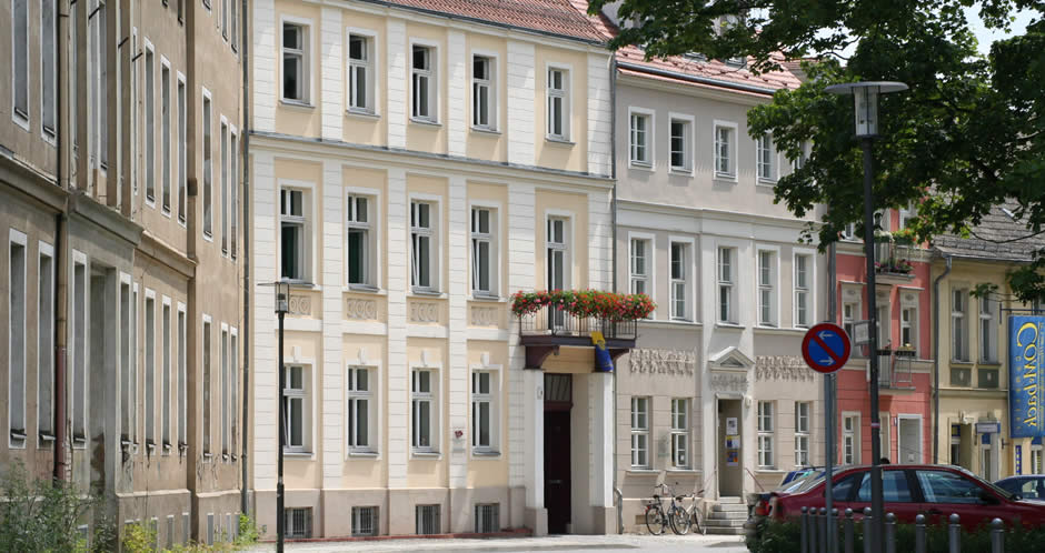 Studentenhaus Frankfurt (Oder)
